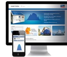 Photovoltaik Visualisierung
