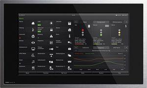 KNX Touchpanel die professionelle Lösung